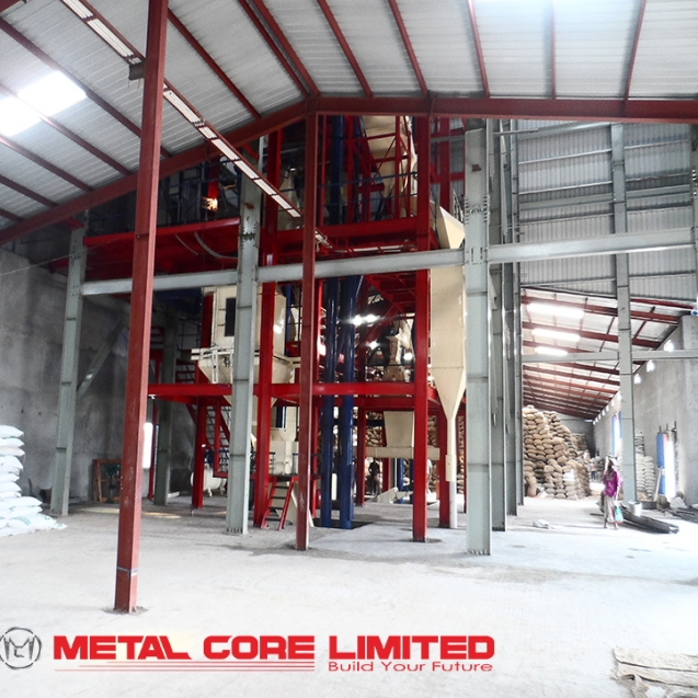 Auto Rice Mill Rangpur