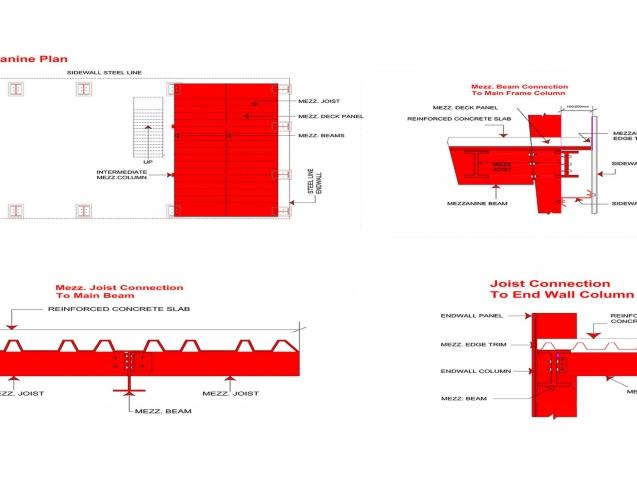 Mezzanine plan copy